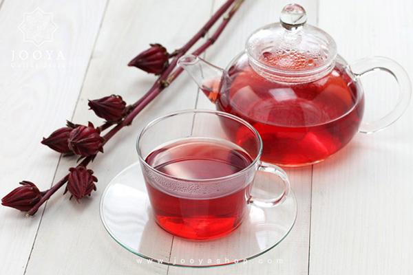 خنک کننده بدن؛ چای ترش یکی دیگر از دمنوش های تابستانی