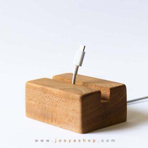 هولدر موبایل چوبی الکا