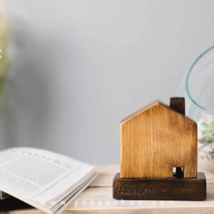 خرید جاعودی چوبی کلبه