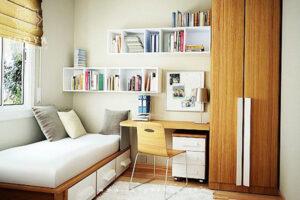 چیدمان اتاق های کوچک