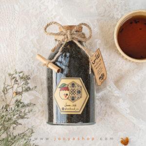 چای سرگل زعفران
