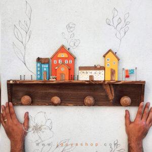 جالباسی چوبی متیس