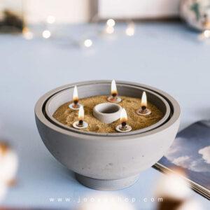 شمع ۵ فر طوسی