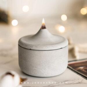 شمع طوسی ساده