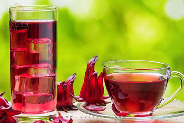 رفع خستگی با دمنوش بهاری چای ترش