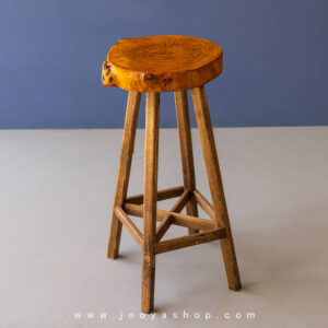 چهارپایه چوبی آسمان