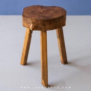 استند چوبی ژلی