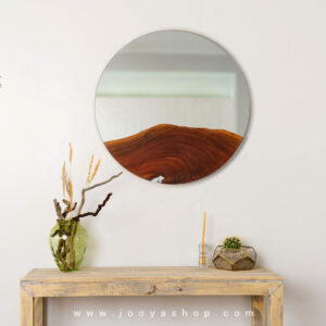 آینه روستیک طرح نهال