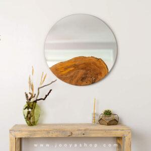 آینه روستیک طرح ماه