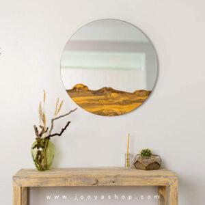 آینه روستیک طرح سرو