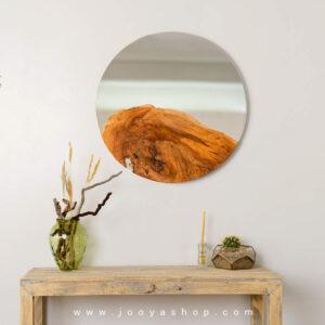آینه روستیک طرح خورشید