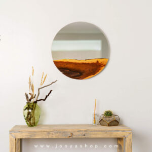 آینه روستیک طرح کوه