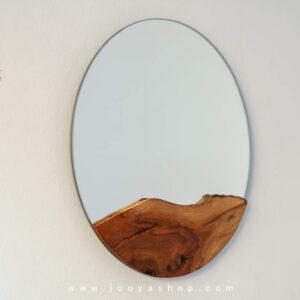 آینه روستیک طرح صخره