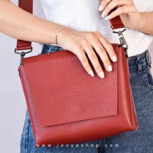 کیف چرمی مدل آبدوس