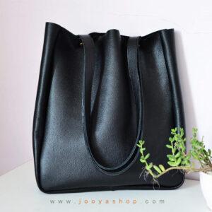 کیف چرمی مدل ایدون