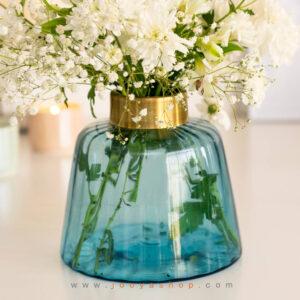 گلدان شیشه ای هثر